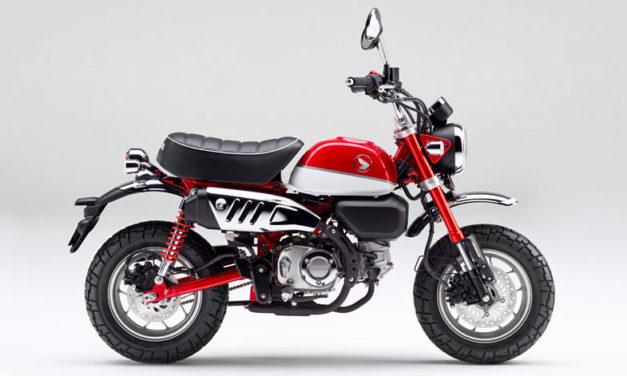 Honda Monkey 125, confirmada a nivel mundial