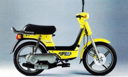 De origen español, el ciclomotor Vespino cumple 50 años