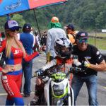 Los niños brillan en la segunda fecha de los campeonatos de formación de ITALIKA Racing