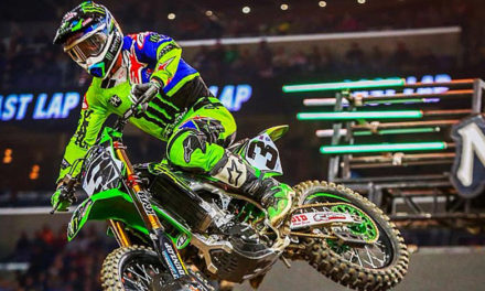 Triple victoria para Tomac en Minneapolis