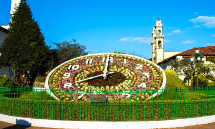 Zacatlán, famoso por su producción de manzanas