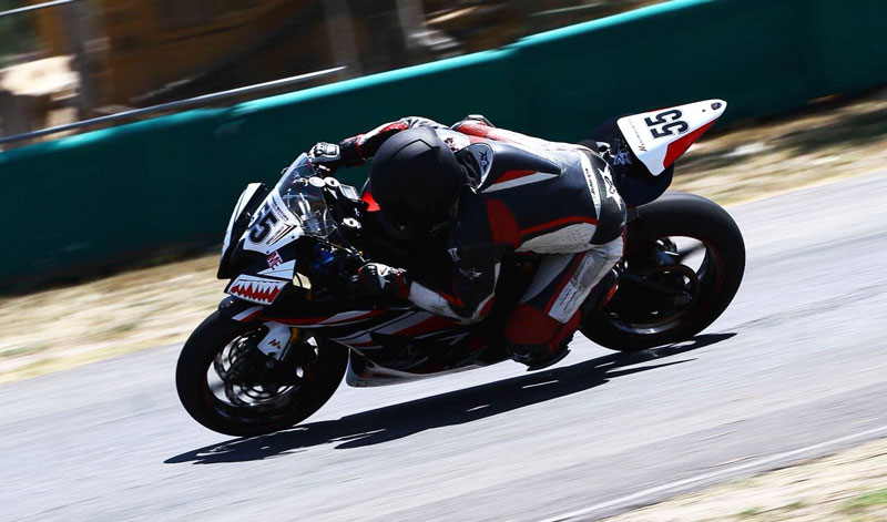 El capitalino Miguel Muro triunfó en la 2ª etapa del Sportster Race Show