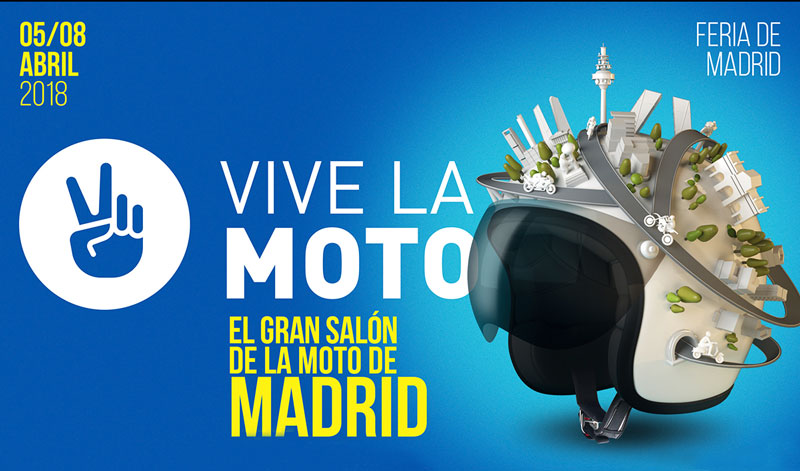 Está por dar inicio el Vive la Moto 2018