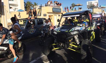 Concluye con éxito rotundo la Legendaria Semana de la Moto Mazatlán 2018