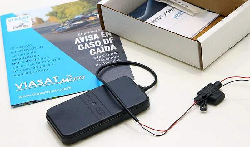 Descubre el nuevo localizador satélital y su sistema sensorial para motocicletas
