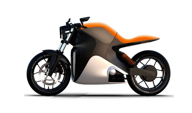 Erik Buell se vuelve a poner en la jugada con VanguardSpark Motorcycles y su línea de eléctricas