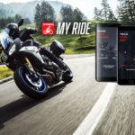 Actualizate con la app My Ride de Yamaha