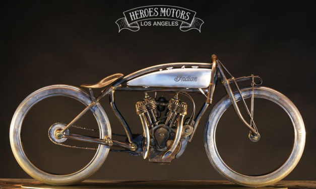 Heroes Motors, el paraíso de las motocicletas clásicas
