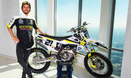 Jason Anderson, líder indiscutible del AMA Supercross 2018