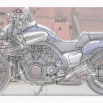 Yamaha prepara el monumental y potente triciclo VMax