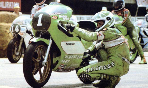 Anton Mang, una leyenda viva del MotoGP