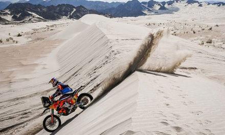 Perú, el único país que participará en el Dakar 2019