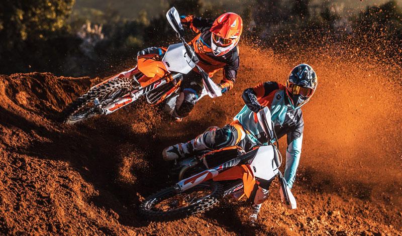 KTM se prepara para ganar con su gama Off Road 2019