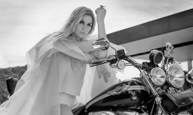 Cásate al estilo biker