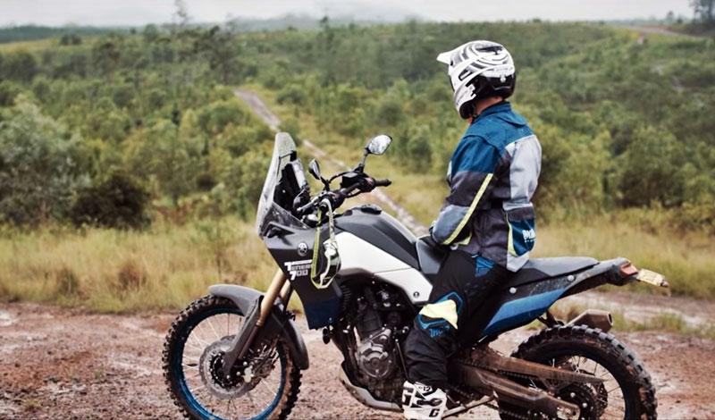 Yamaha Ténéré 700 y su tour mundial