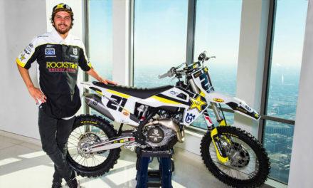 Jason Anderson, líder indiscutible del AMA Supercross 2018