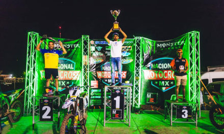 Julio César Zambrano y Tre Fierro se llevan los podios en Fresnillo, Zacatecas