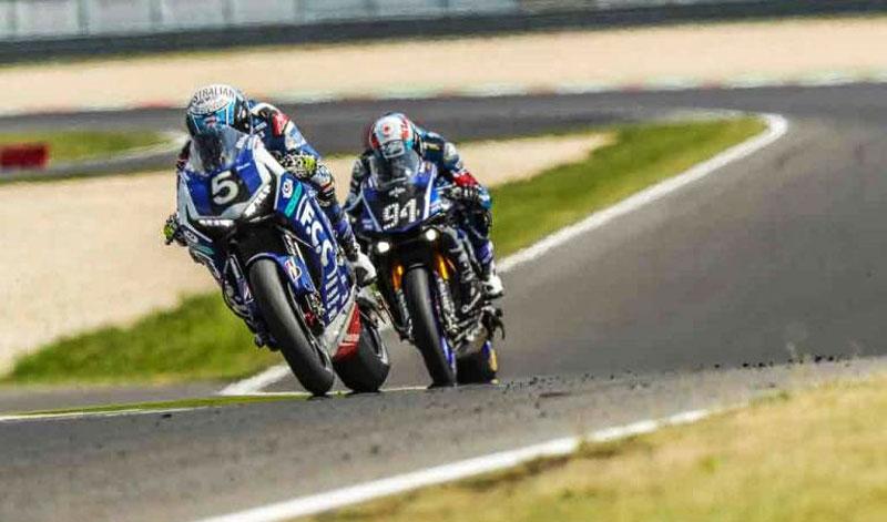 El YART Yamaha se lleva el triunfo en las 8 horas de Eslovaquia