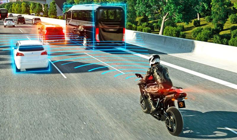 KTM, sinónimo de tecnología y seguridad al rodar