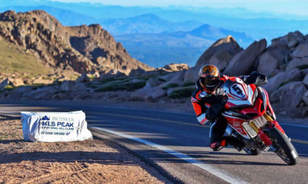 Triunfa Ducati sobre KTM en la Pikes Peak