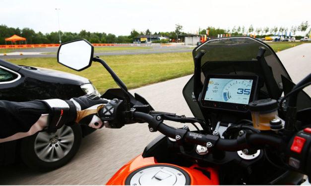 KTM está desarrollando las motos más seguras para el 2021