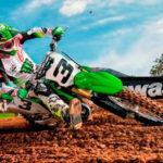 Kawasaki KX450 2019, renovada y lista para competir