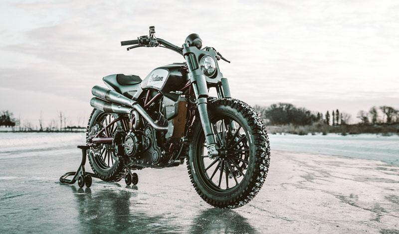 Indian Motorcycle confirma la producción del modelo FTR™ 1200 y ofrece a los consumidores la oportunidad de ganar una de las primeras motocicletas que se producirán