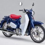 Se reinventa el Scooter Super Cub C125  de Honda, tras 100 millones de unidades vendidas