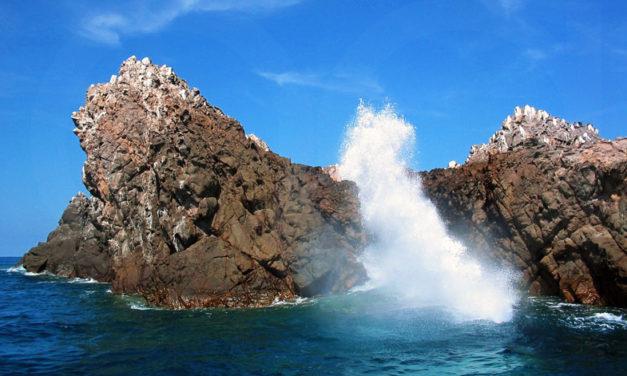 Las Islas Marietas