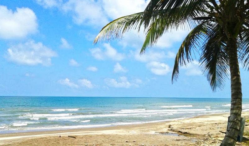 Costa Esmeralda, Veracruz