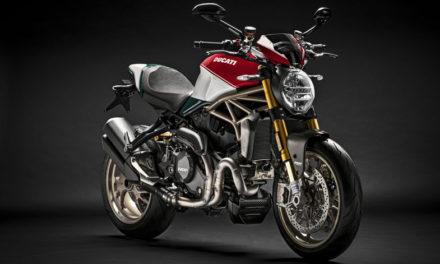 Ducati celebrará el 25 aniversario de la Monster 1200 con una fantástica edición especial