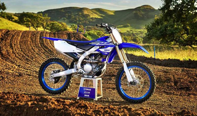 La YZ250F ya es una realidad y estará próximamente en el mercado mexicano