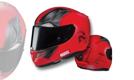 Seguridad en rojo para tu cabeza