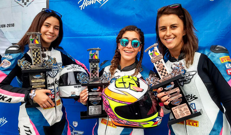 La española Nuria Llabrés brilla en el Gran Premio TV Azteca