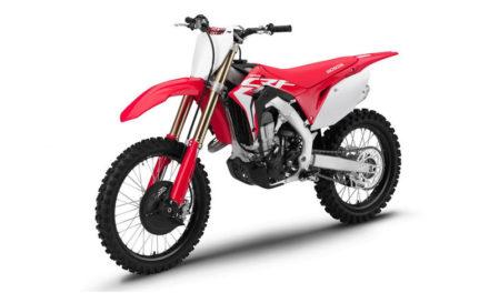 Nueva gama Off Road Honda 2019