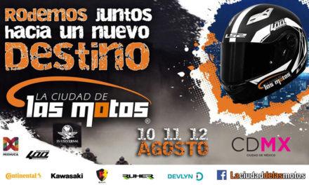 La fiesta biker más grande de la Ciudad de México