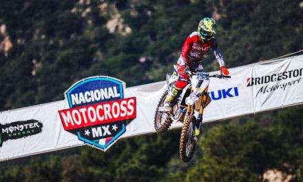Julio César conquistó la MX1 en la 8va Competencia de MotocrossMX