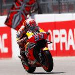 Honda se lleva la victoria en el Campeonato Mundial de MotoGP en Sachsenring