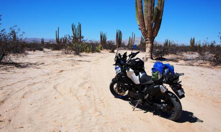 Ruta Baja California