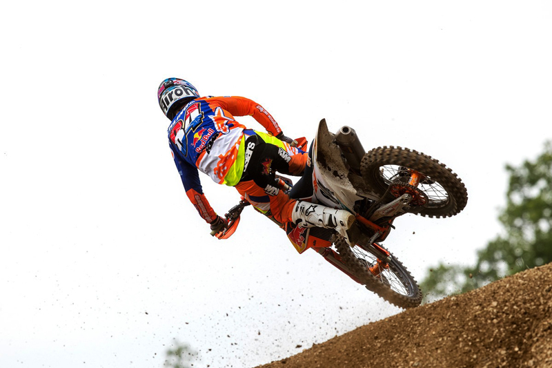 Imparable doblete de Jeffrey Herlings en MXGP