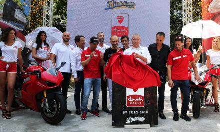 Comienza la construcción del parque temático Ducati World