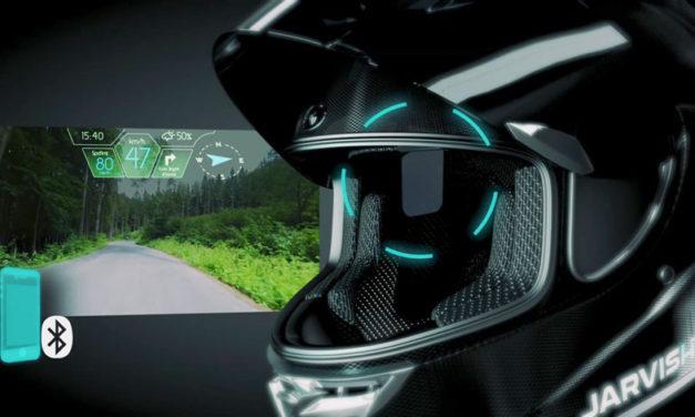 Siéntete Iron Man con el nuevo casco de Jarvish
