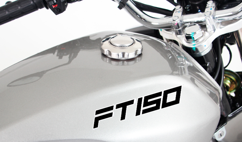 ¡Conoce la renovada FT150 de ITALIKA!