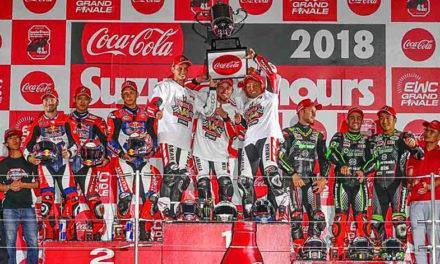 Yamaha vence en las 8 horas de Suzuka