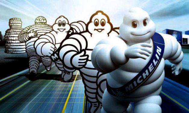 El muñeco de Michelin nació con personalidad