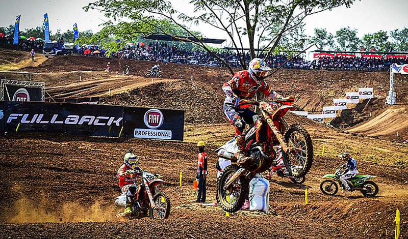 MXGP 2018: Jeffrey Herlings sigue imparable y ha conseguido un nuevo doblete