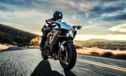 La motocicleta más veloz de Kawasaki, la Ninja H2