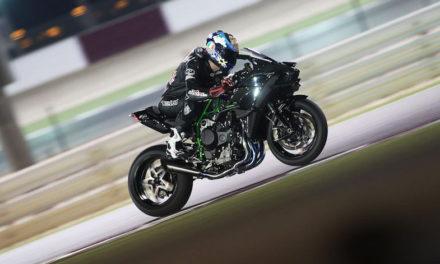 La Kawasaki Ninja H2 va por un nuevo récord