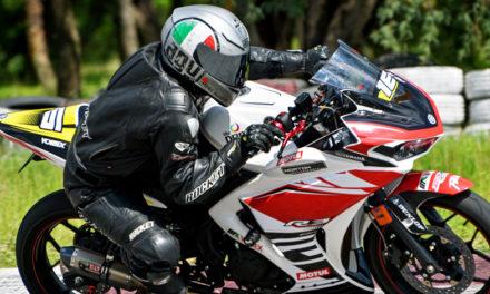 De luna se afianza en el liderato VAMEX en el Campeonato Sportster Race Show