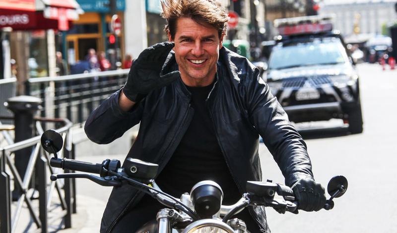 La misión imposible es no usar la motocicleta